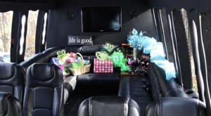 bachelorette limousine